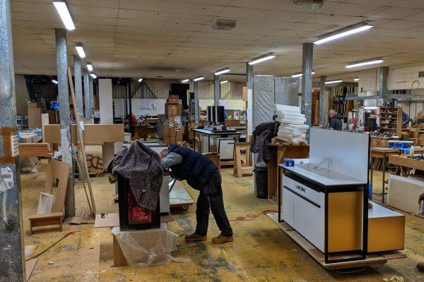 Our Workshop 9